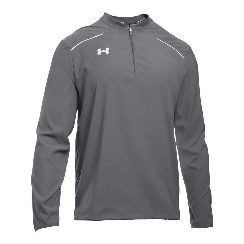 41fd8b922cd38 Under Armour Men s Graphite UA Ultimate Cage Team Jacket