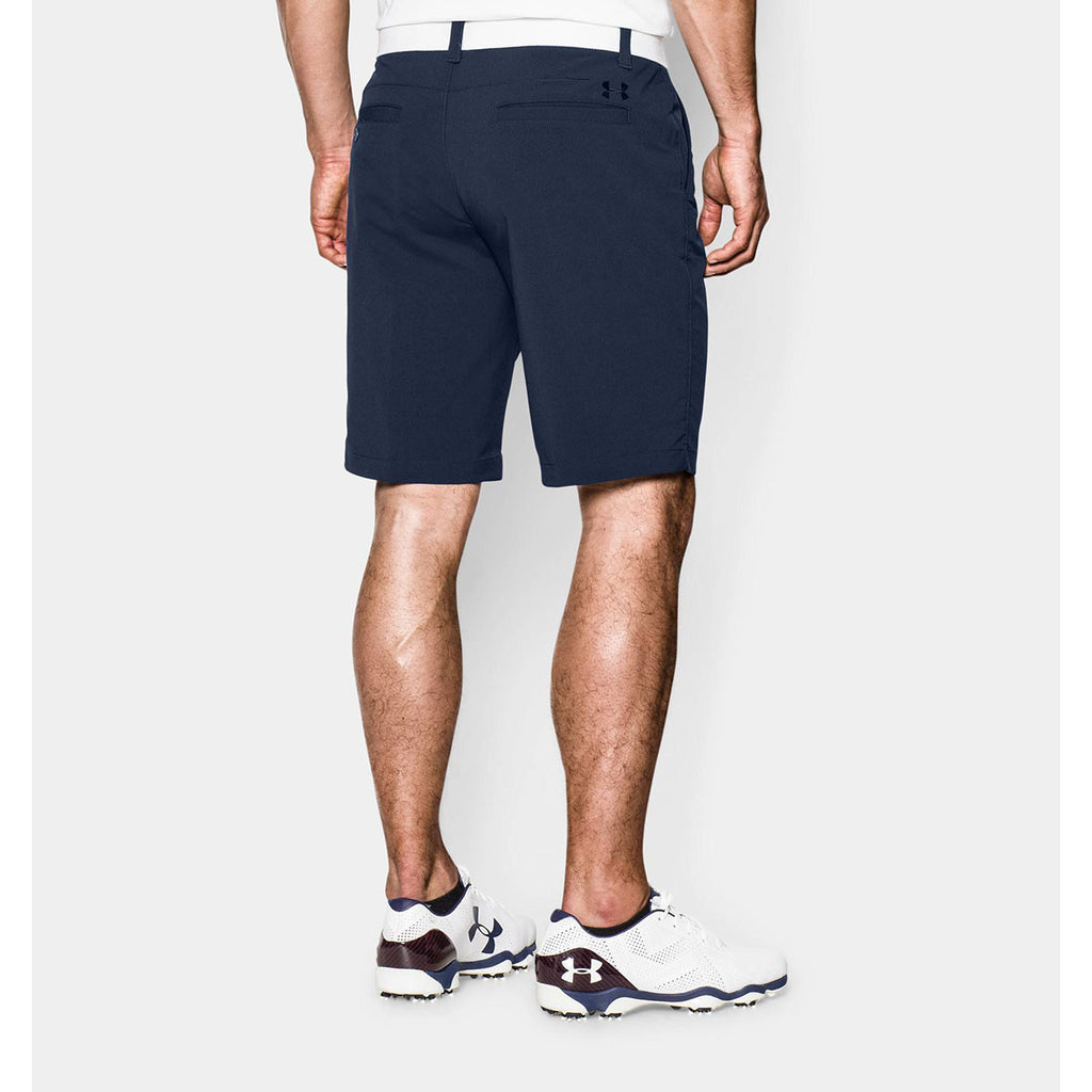 Under Armour Men's Blue Jet UA Match Play Shorts