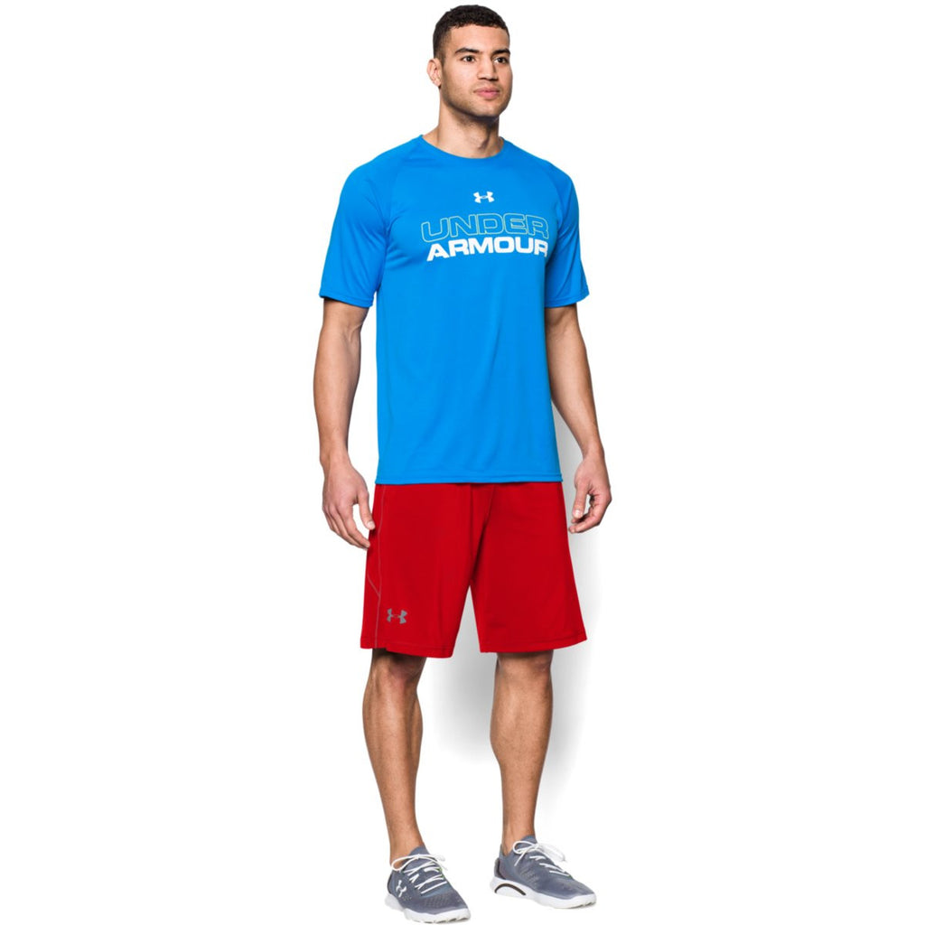 Under Armour Men's Red Raid Shorts