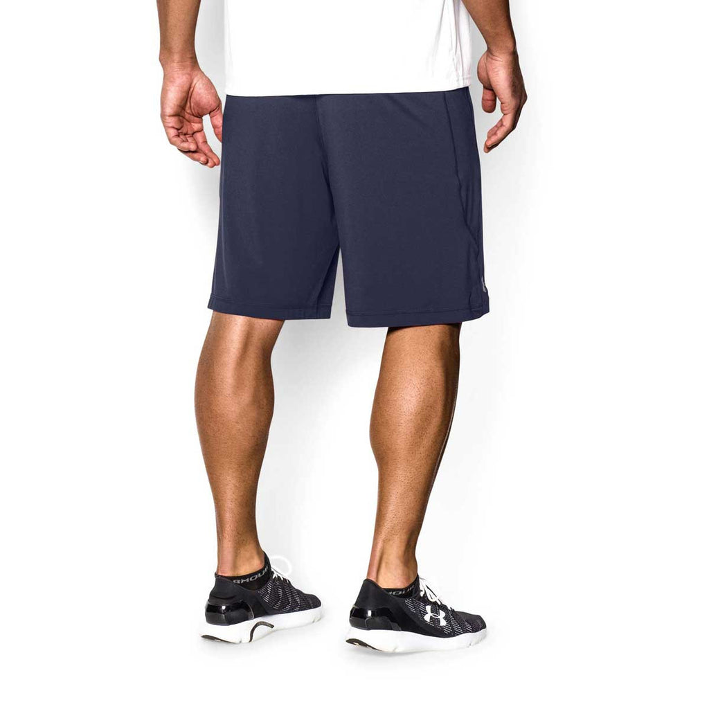 Under Armour Men's Midnight Navy Raid Shorts