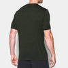 Under Armour Men's Artillery Green UA Tech V-Neck T-Shirt