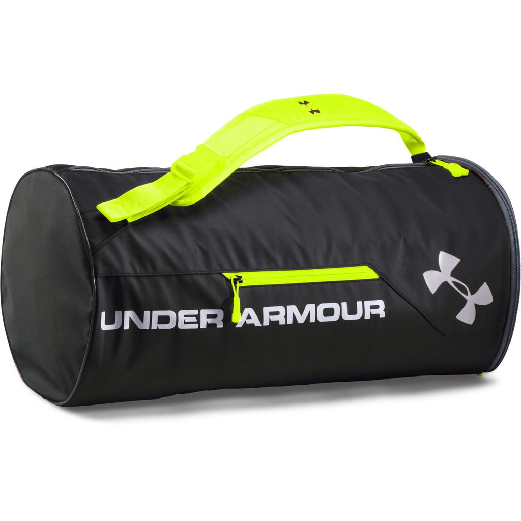 15781ade8f Under Armour Black UA Isolate Duffel Bag. ADD YOUR LOGO