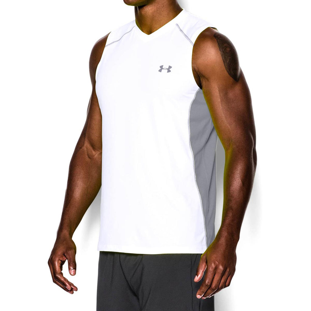 Under Armour Herren Tank Ua Raid Sl
