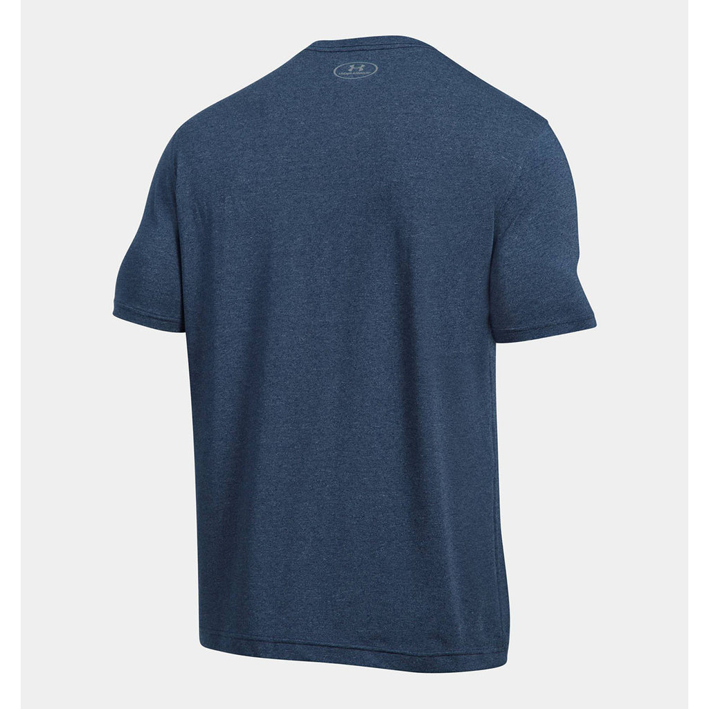 Under Armour Men's Midnight UA Charged Cotton Sportstyle T-Shirt