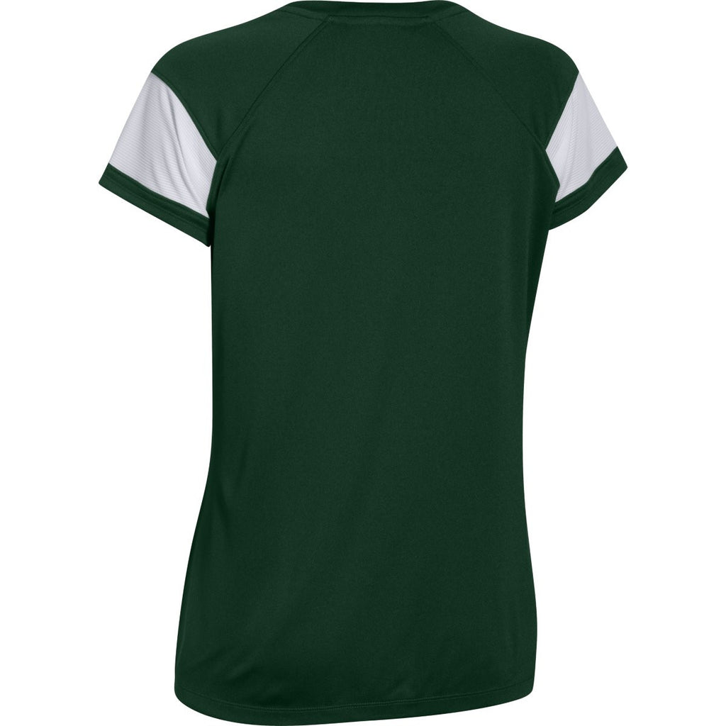 Under Armour Women's Green Zone S/S T-Shirt