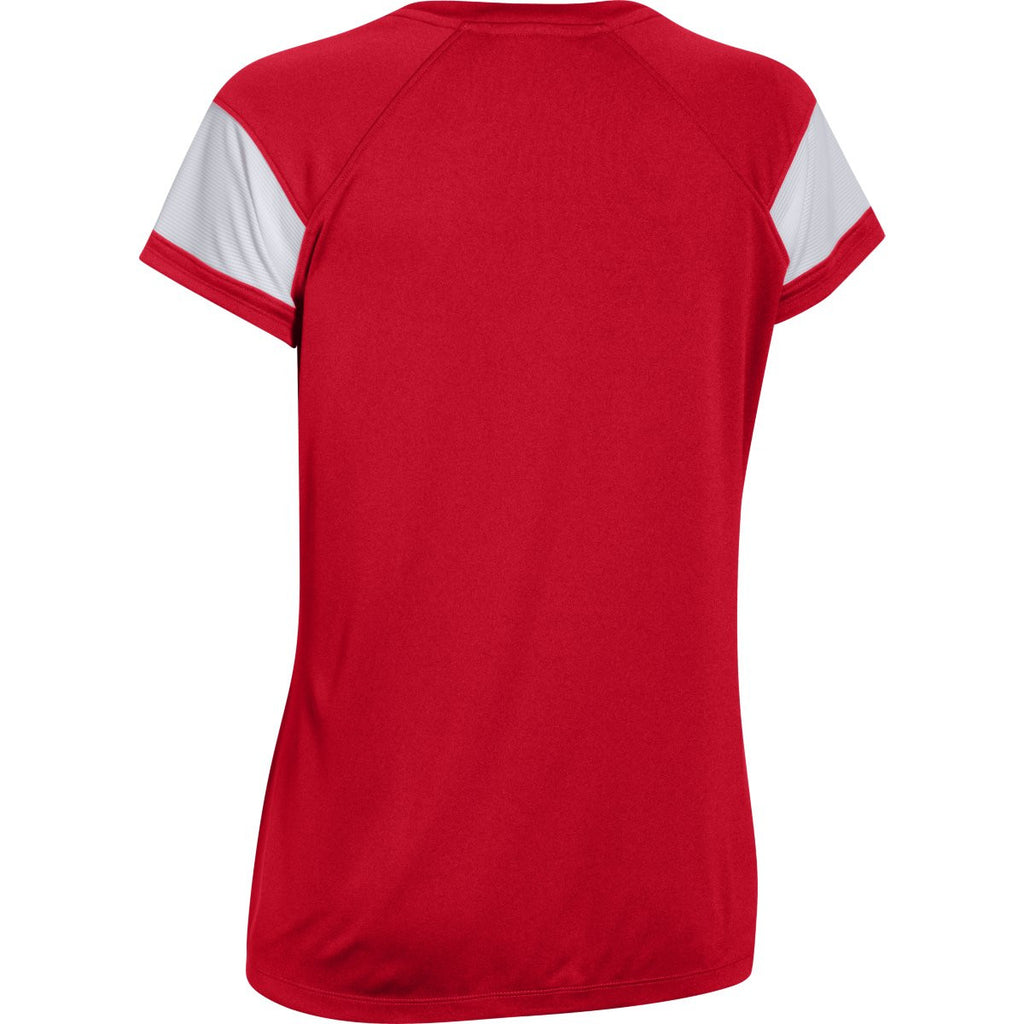 Under Armour Women's Red Zone S/S T-Shirt