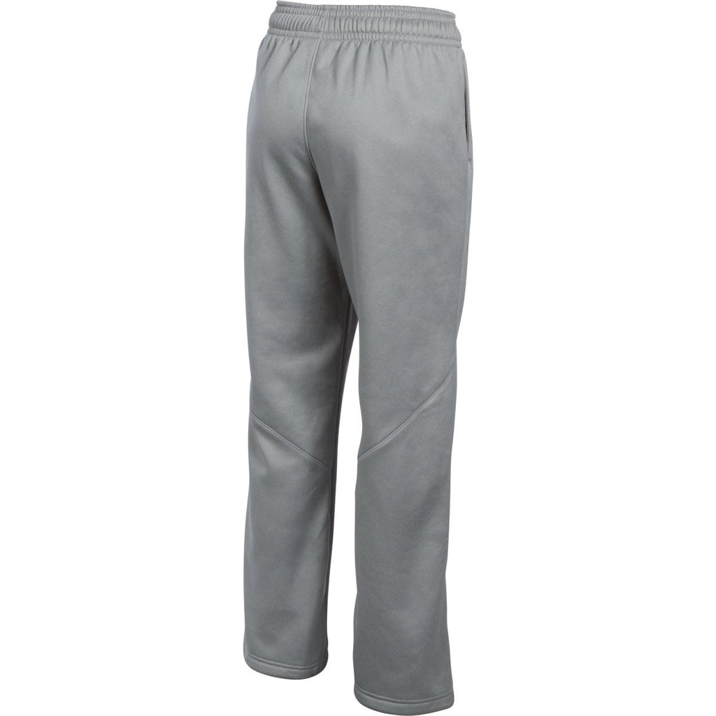 Under Armour Women's True Grey Storm Armour Fleece Pant