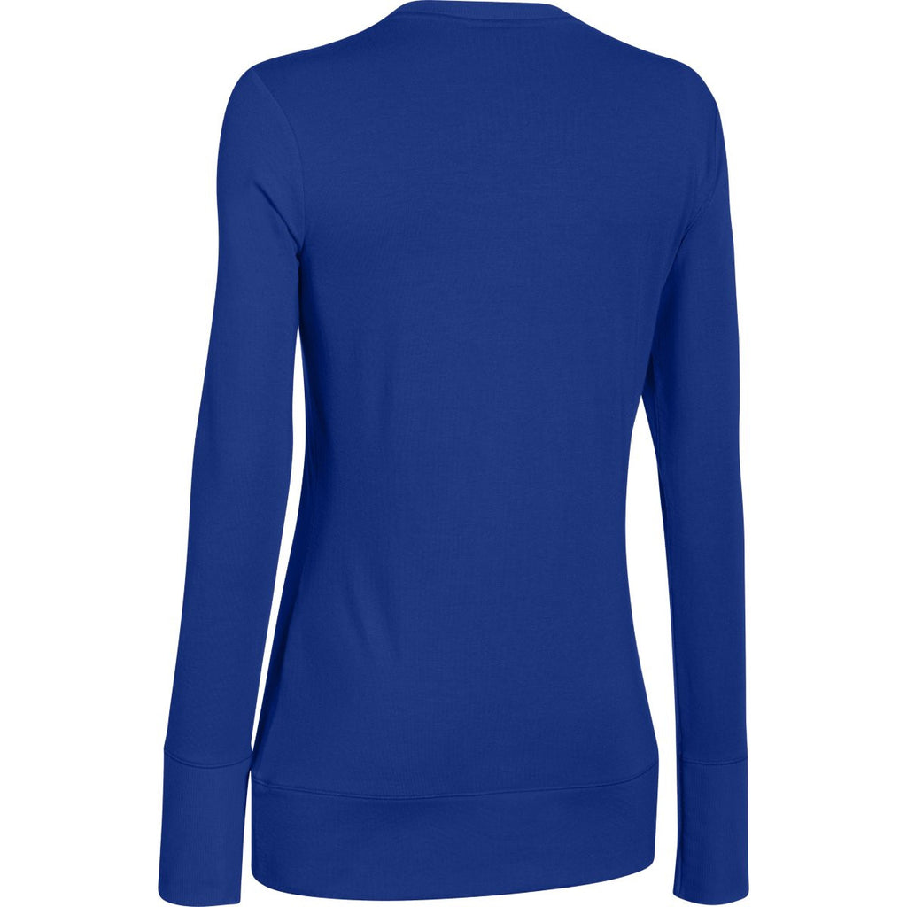 Under Armour Women's Royal ColdGear Infrared L/S