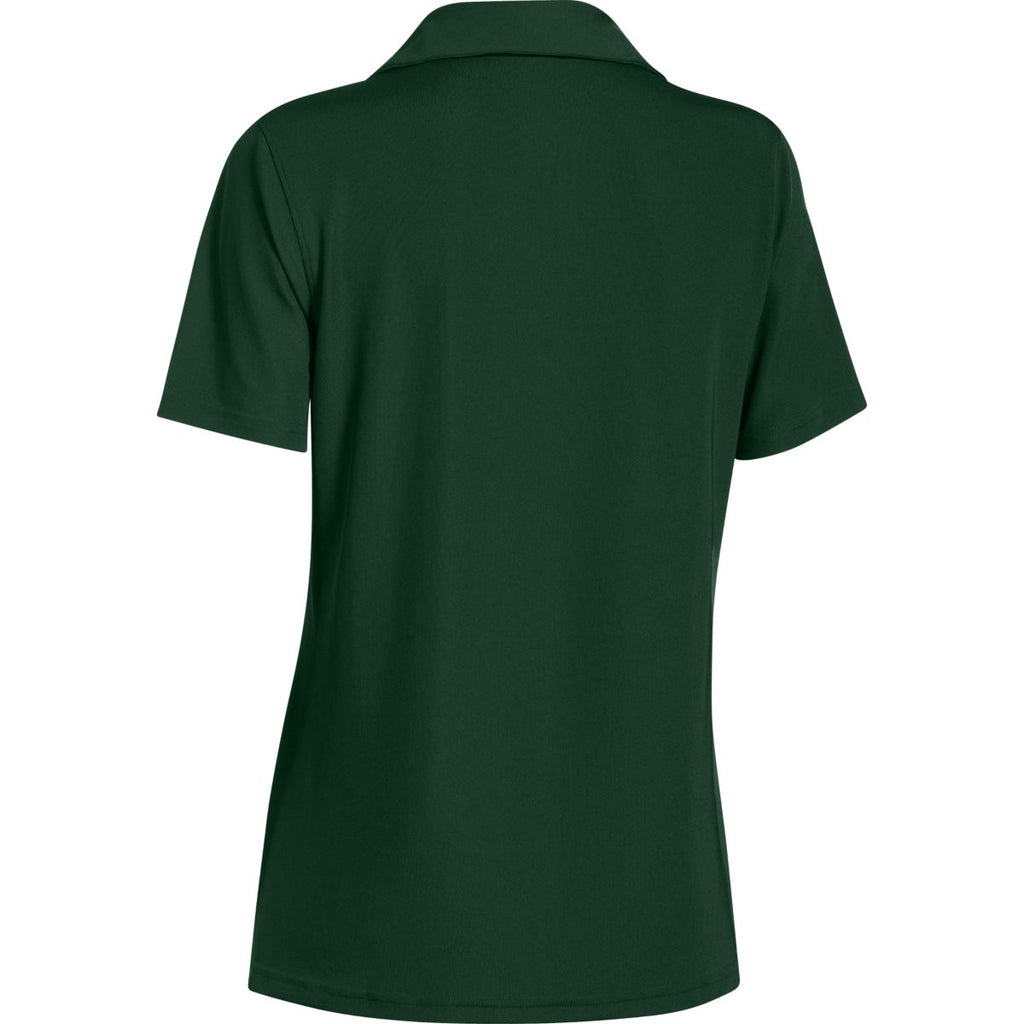Under Armour Women's Forest Performance Team Polo