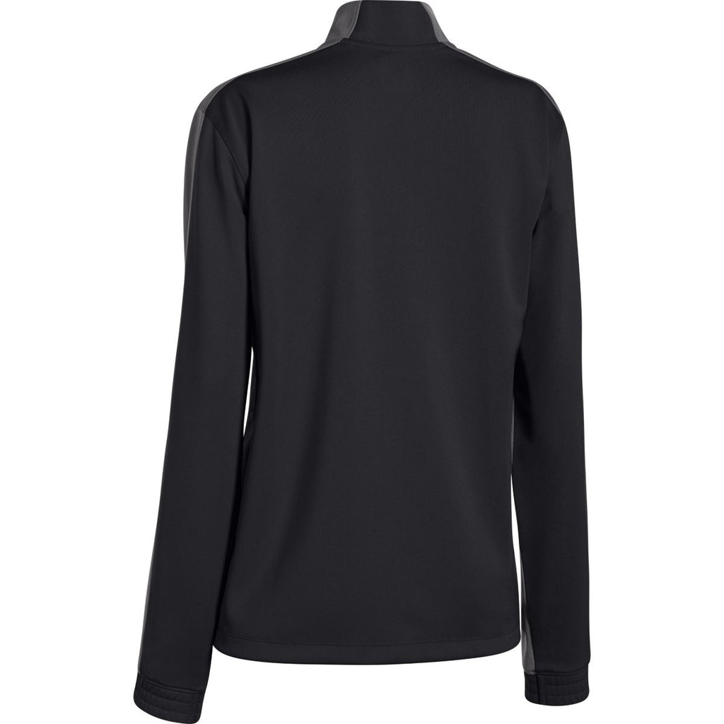 Under Armour Women's Black Futbolista Jacket