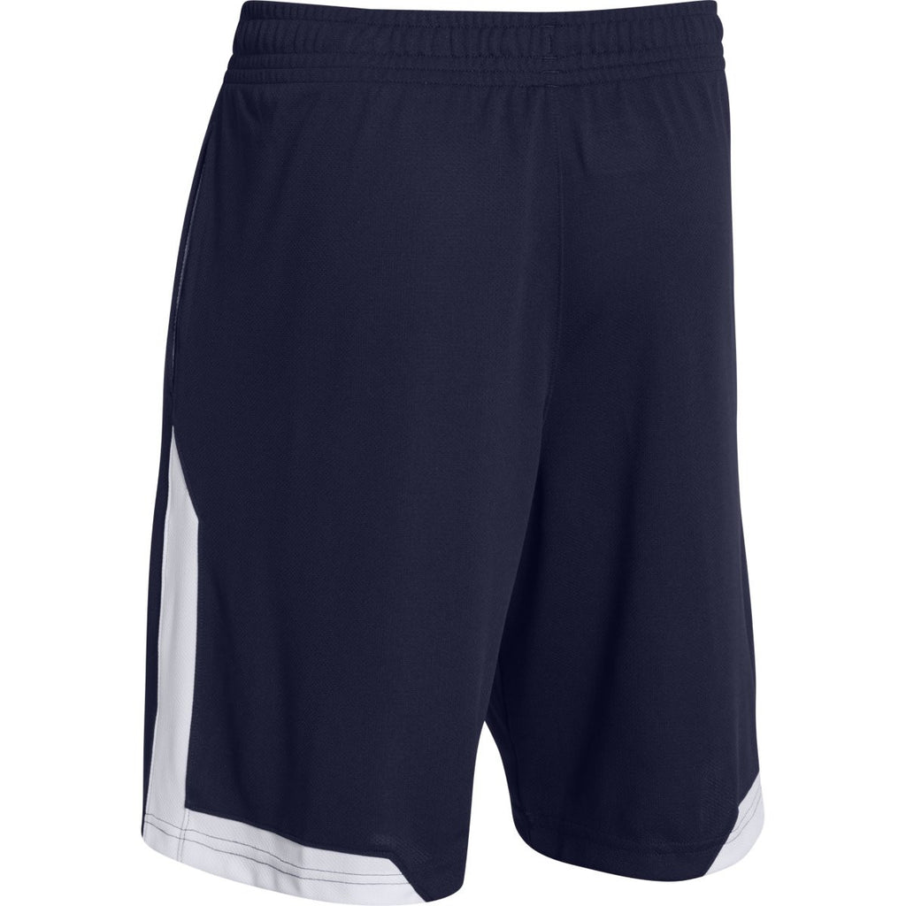 Under Armour Men's Navy Assist Shorts