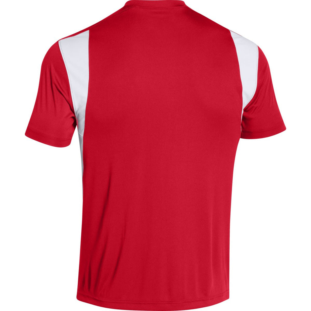 Under Armour Men's Red Zone S/S T-Shirt