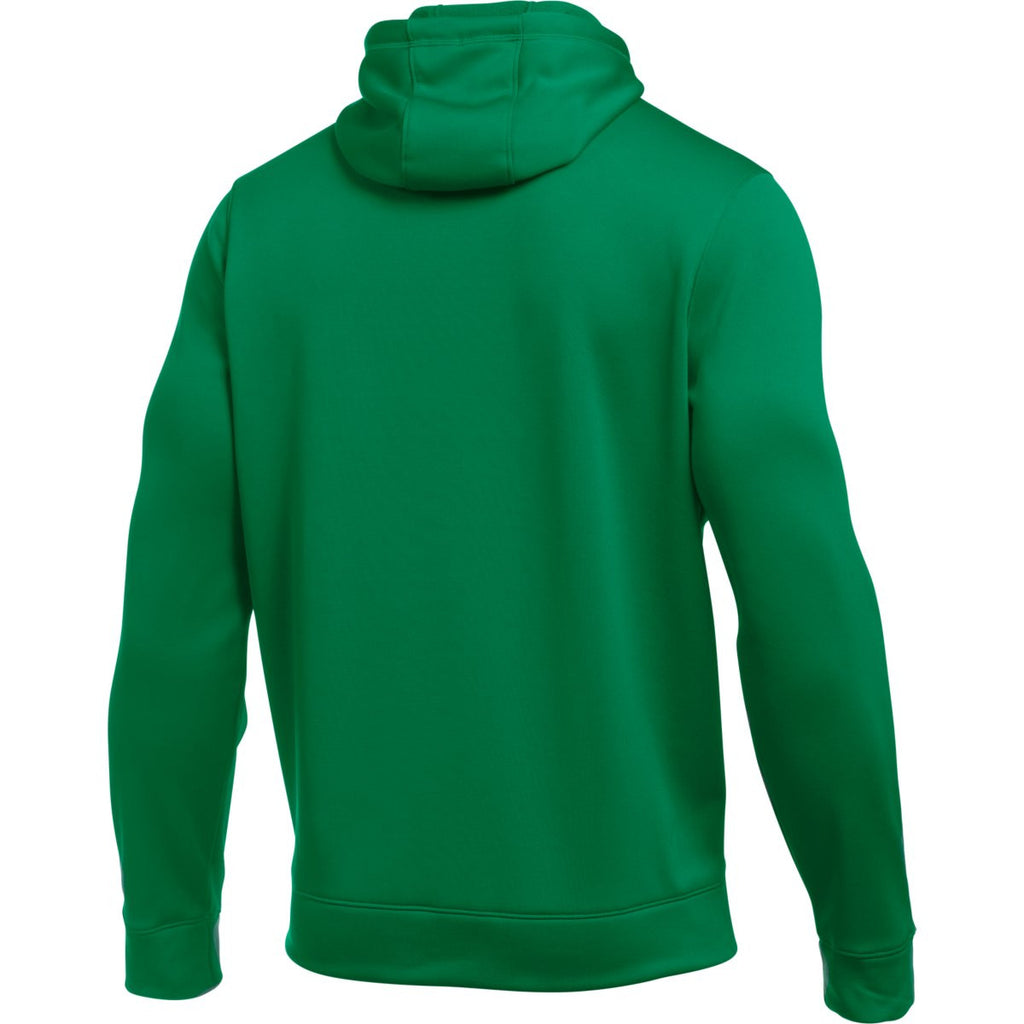 Under Armour Men's Kelly Green Storm Armour Fleece Hoodie