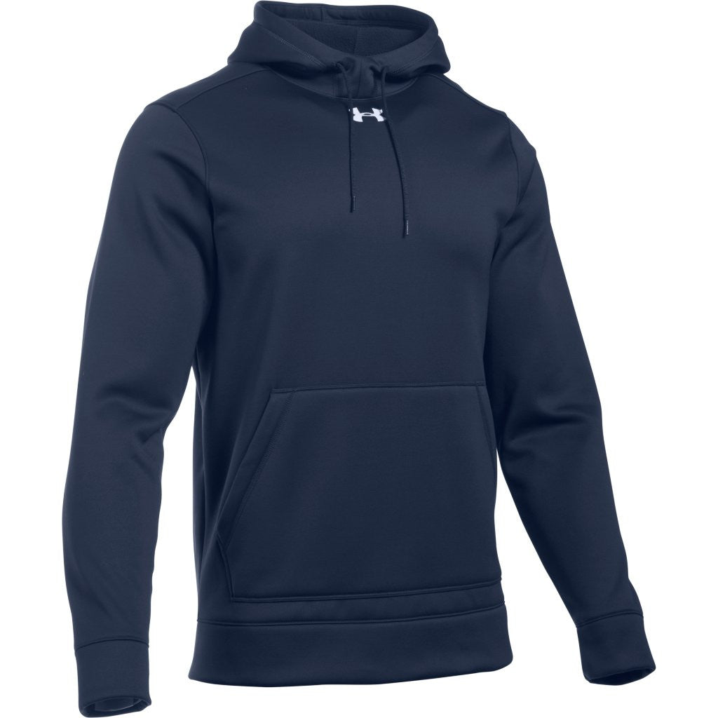 e84b68a32e71 Under Armour Men s Midnight Navy Storm Armour Fleece Hoodie. ADD YOUR LOGO