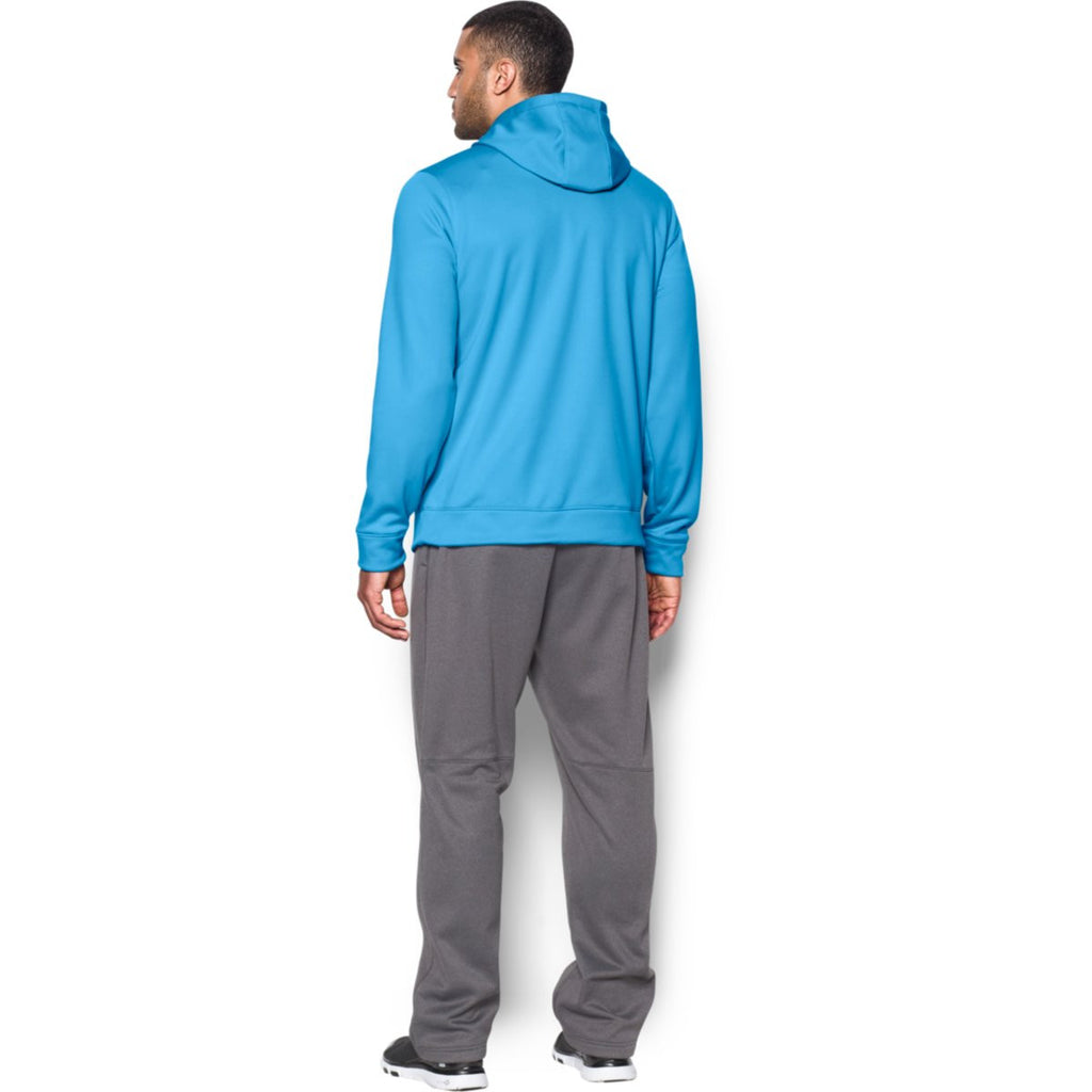 Under Armour Men's Carolina Blue Storm Armour Fleece Hoodie
