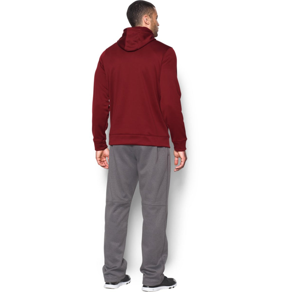 Under Armour Men's Cardinal Storm Armour Fleece Hoodie