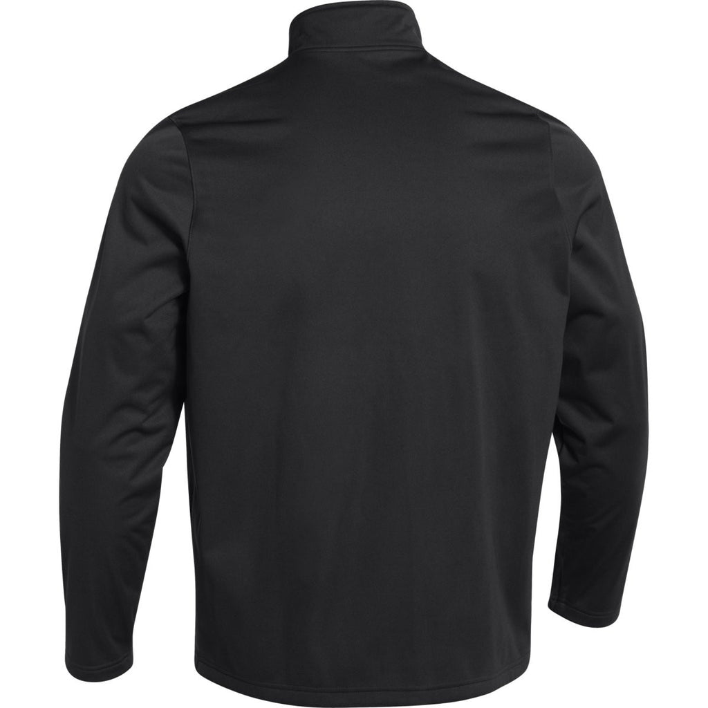 Under Armour Men's Black Ultimate Team Softshell Jacket