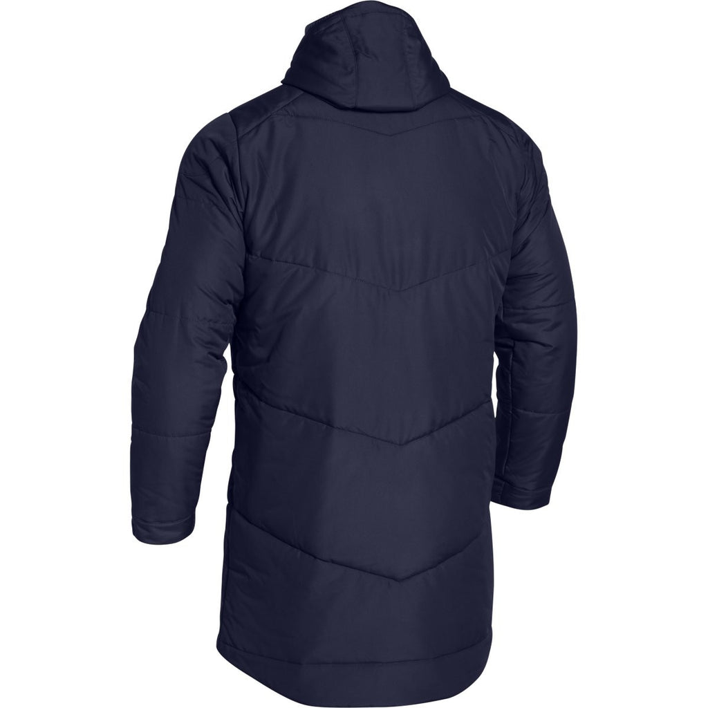 Under Armour Men's Navy CGI Elevate Jacket