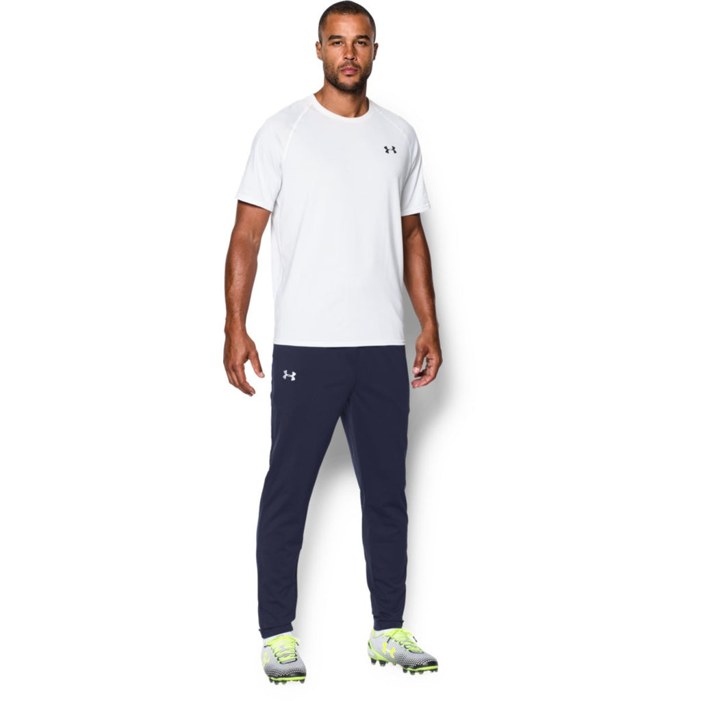 Under Armour Men's Navy Futbolista Track Pants