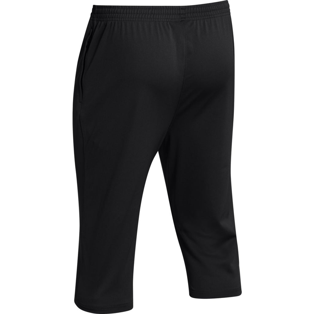 Under Armour Men's Black Futbolista 3/4 Pants