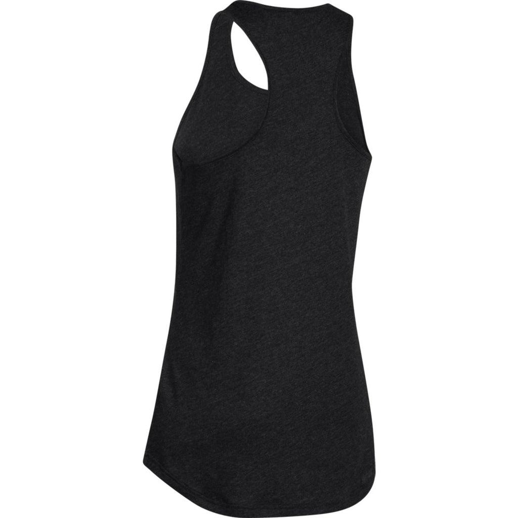 Under Armour Women's Black Stadium Tank