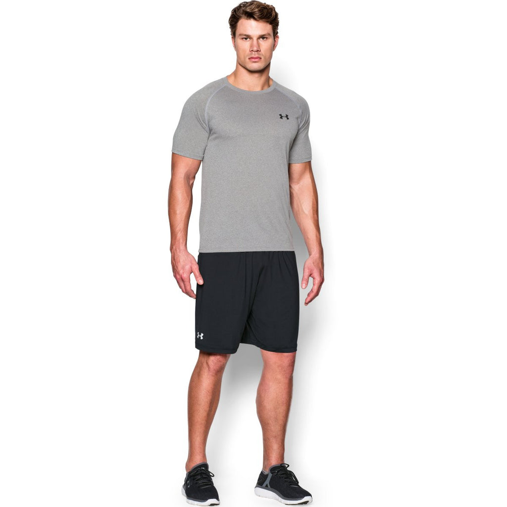 Under Armour Men's Black Team Raid Short