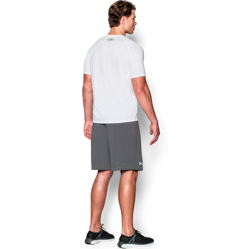 Under Armour Men's Graphite Team Raid Short