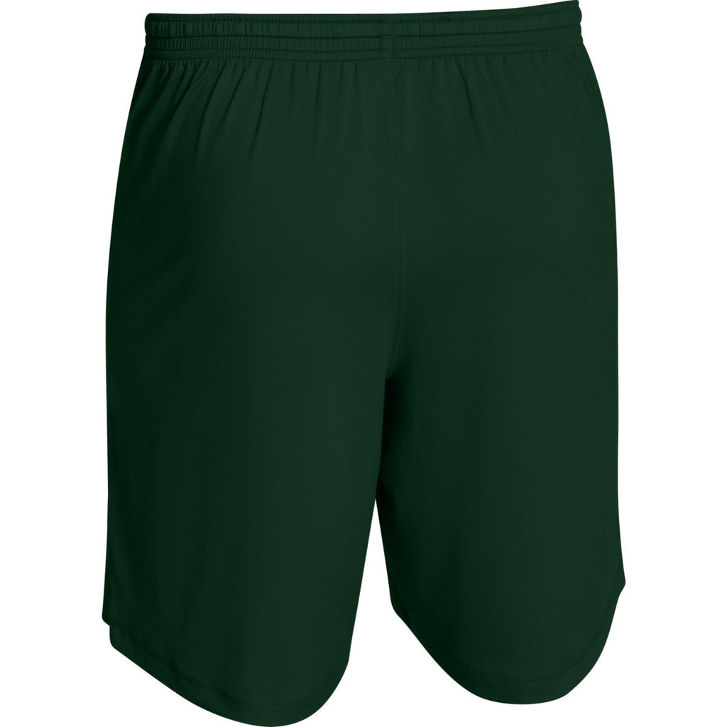 Under Armour Men's Green Team Raid Short