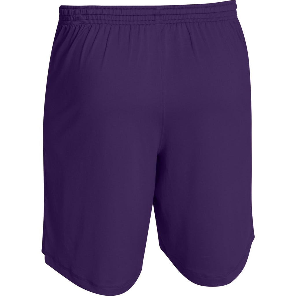 Under Armour Men's Purple Team Raid Short