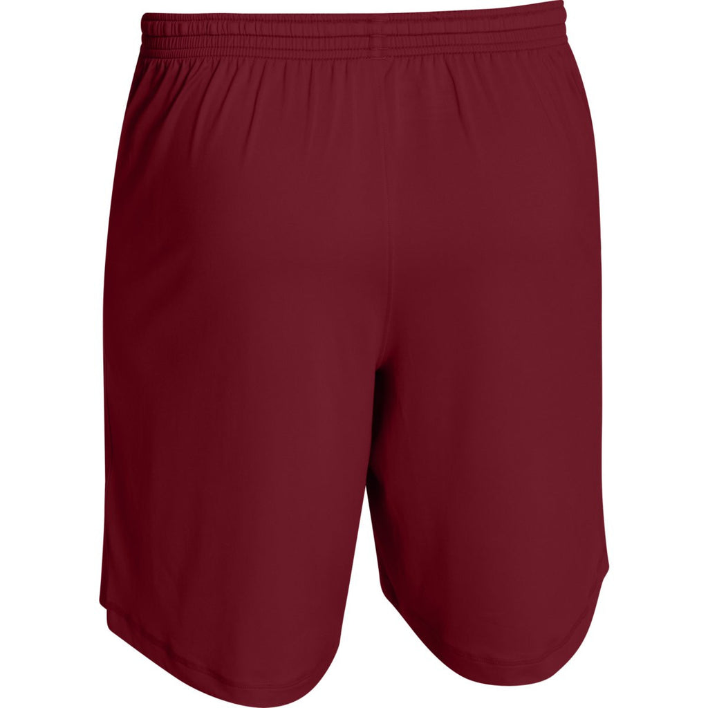 Under Armour Men's Cardinal Team Raid Short