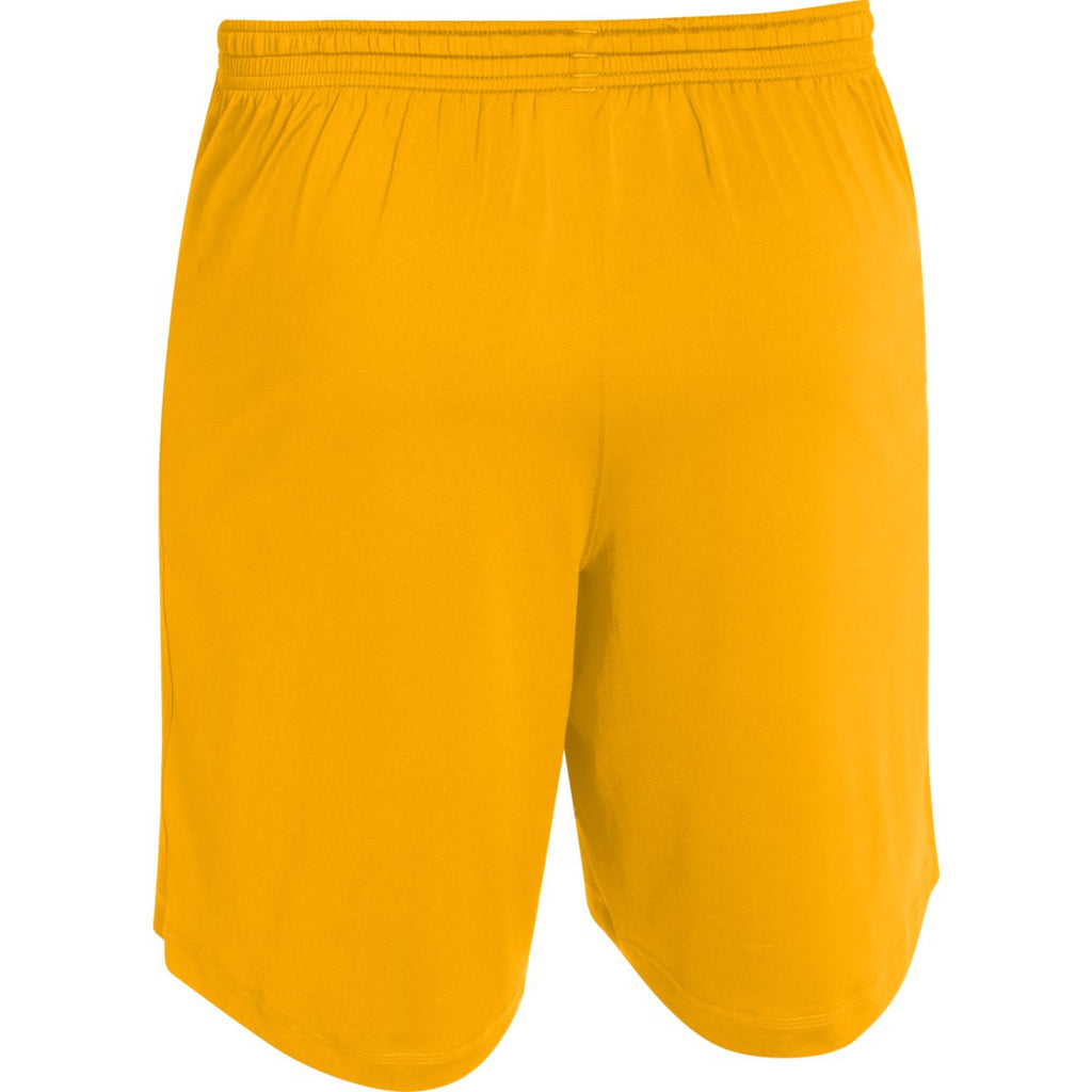 Under Armour Men's Yellow Team Raid Short
