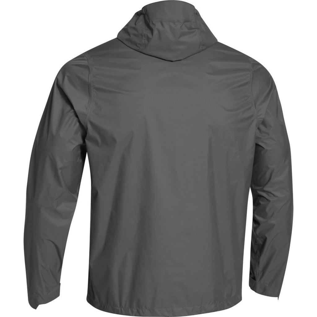 63ec9a66fda7 Under Armour Men s Graphite Ace Rain Jacket