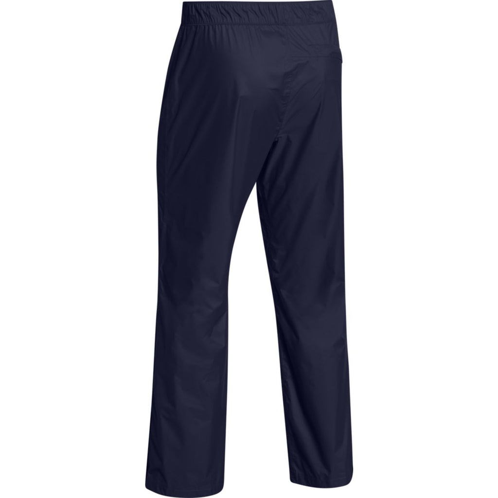 Under Armour Men's Navy Ace Rain Pants