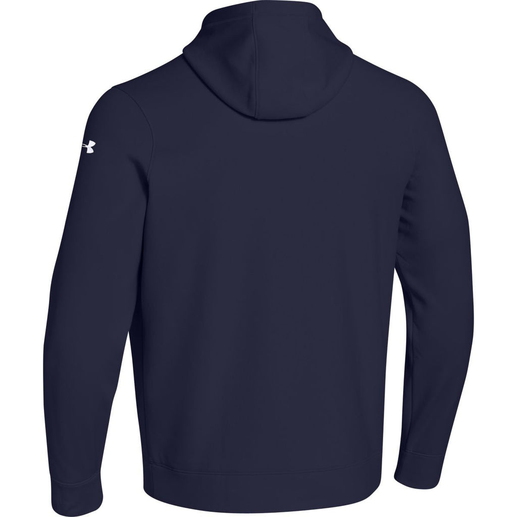 Under Armour Corporate Men's Navy Storm Armour Fleece Hoodie