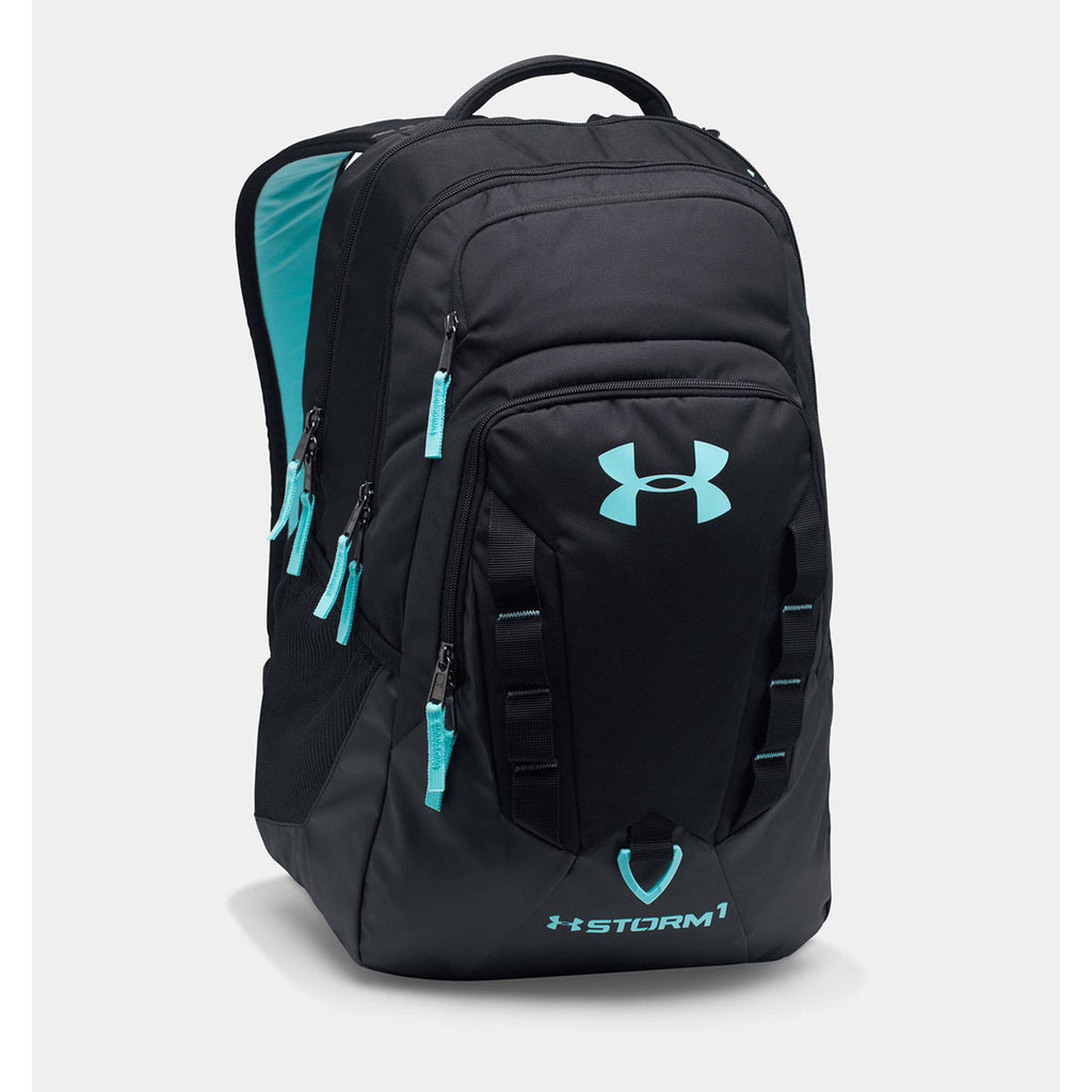 ef88e6ca5b ... Hustle 3.0 Backpack  Under Armour Turquoise Storm Recruit Backpack ...