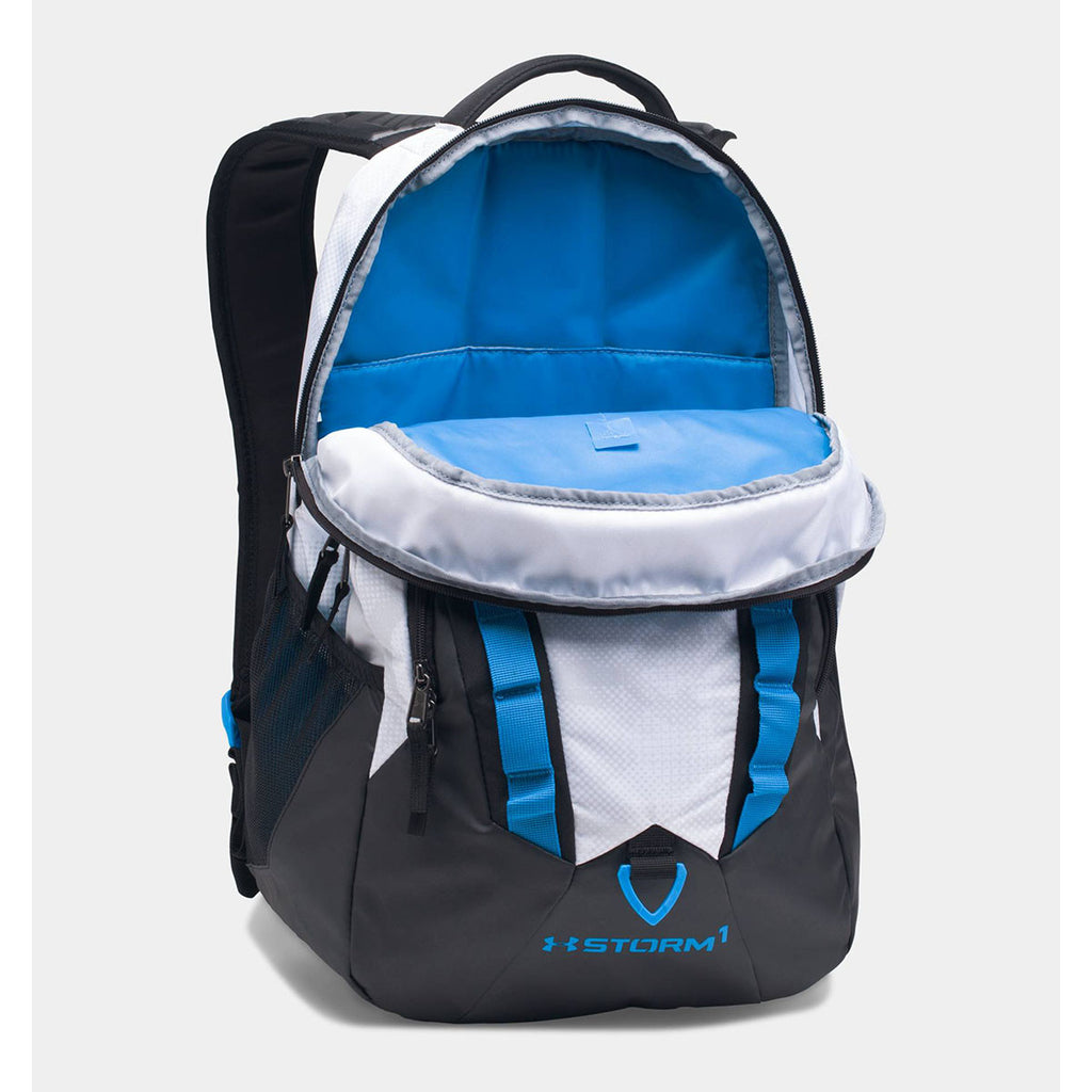Under Armour White Storm Recruit Backpack e9f0f12173c48