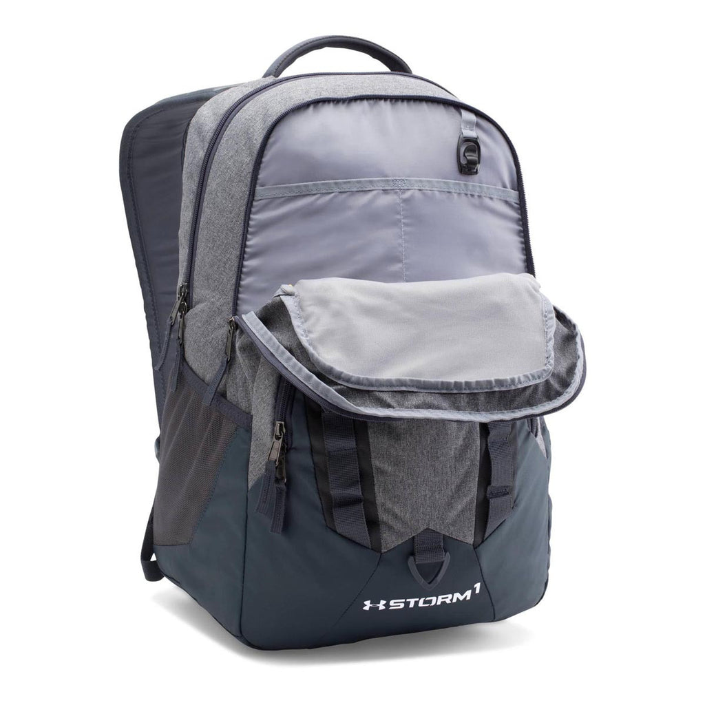 f8326ec4b56f Under Armour Graphite Storm Recruit Backpack