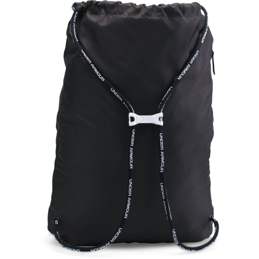 Under Armour Black Undeniable Sackpack