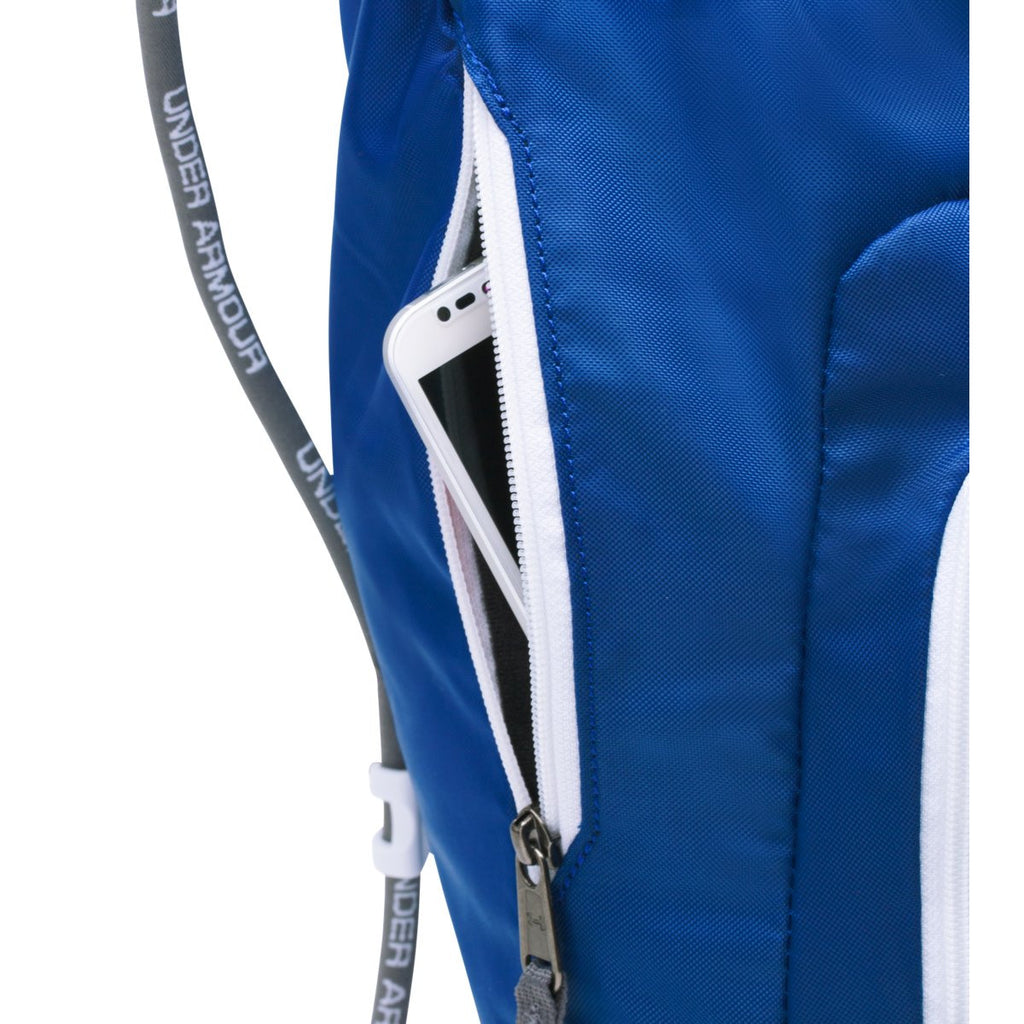 Under Armour Royal Undeniable Sackpack