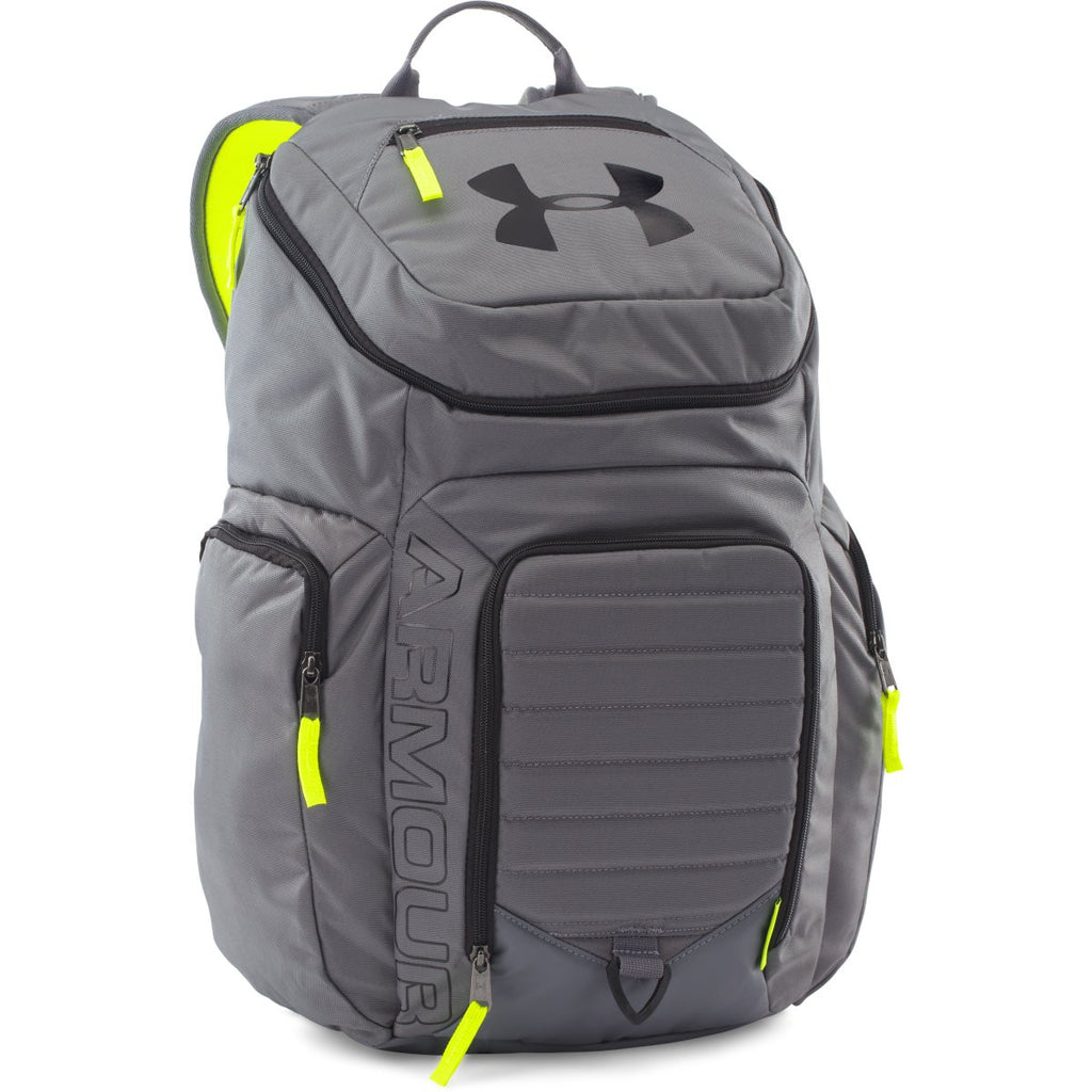 Under Armour Graphite Undeniable Backpack II. ADD YOUR LOGO 613d64746b0b5