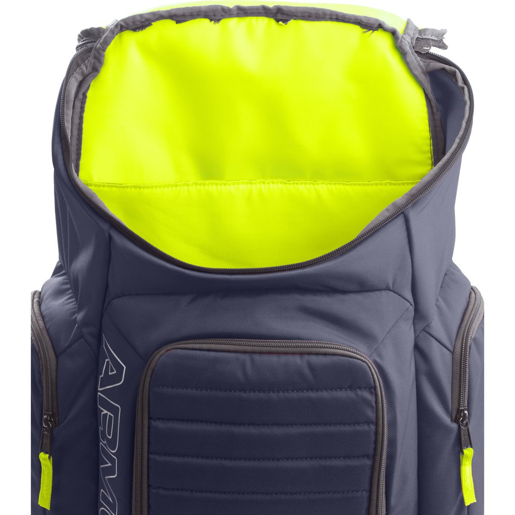 Under Armour Navy Undeniable Backpack II