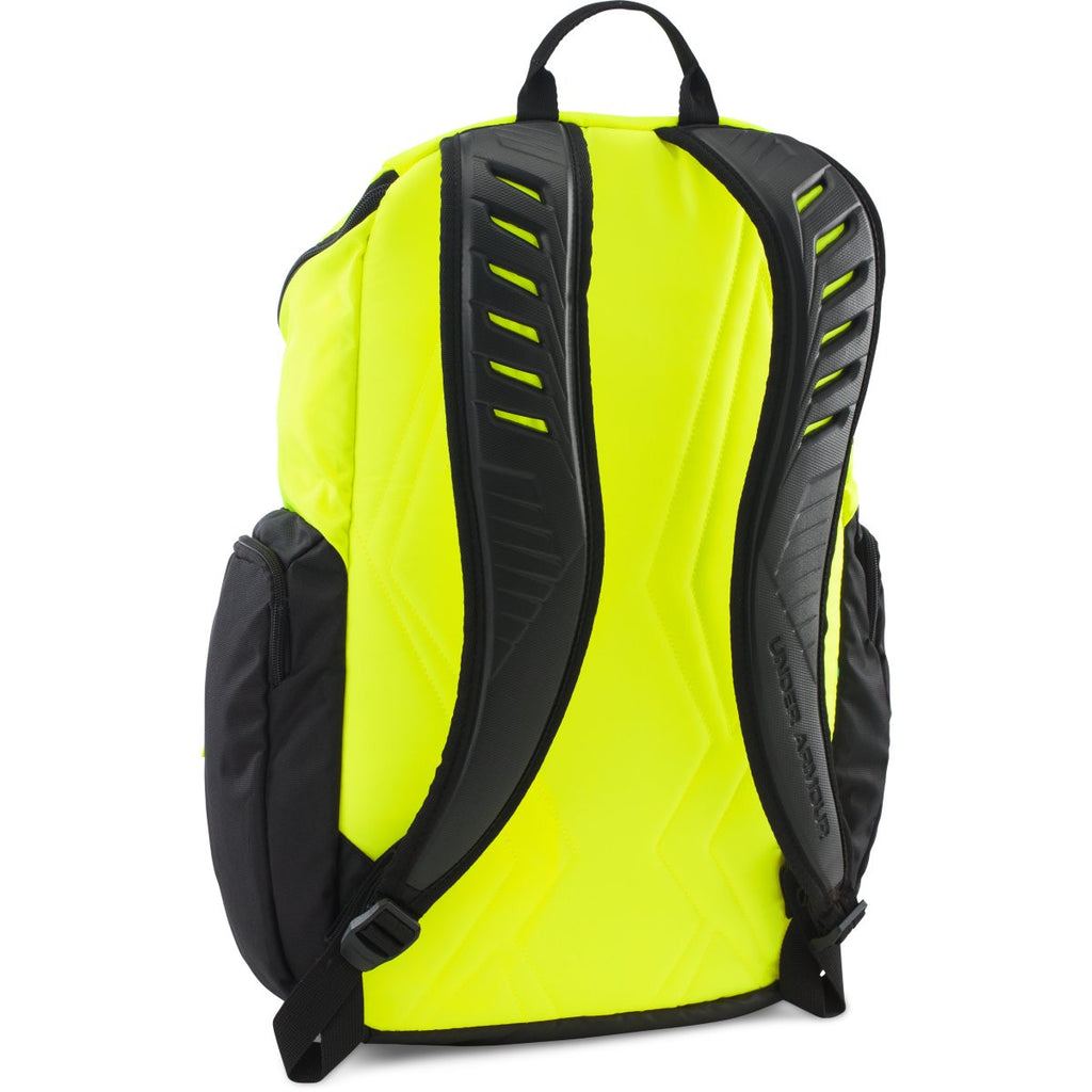 Under Armour Yellow Undeniable Backpack II