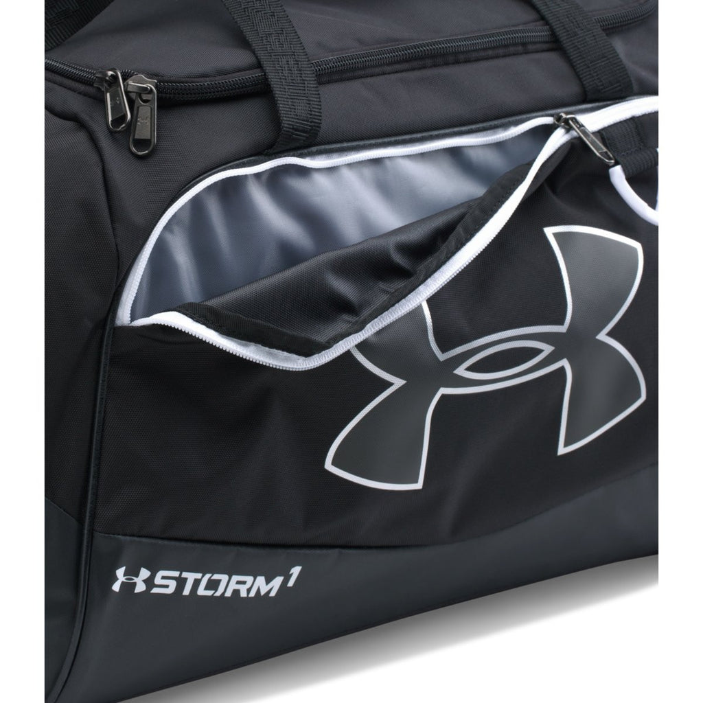Under Armour Black UA Undeniable Small Duffel