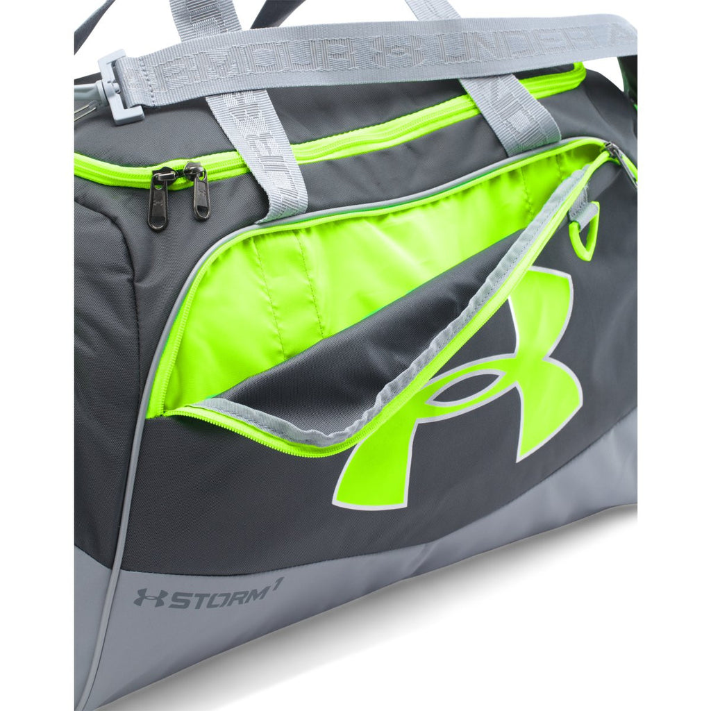 Under Armour Green/Grey UA Undeniable Small Duffel