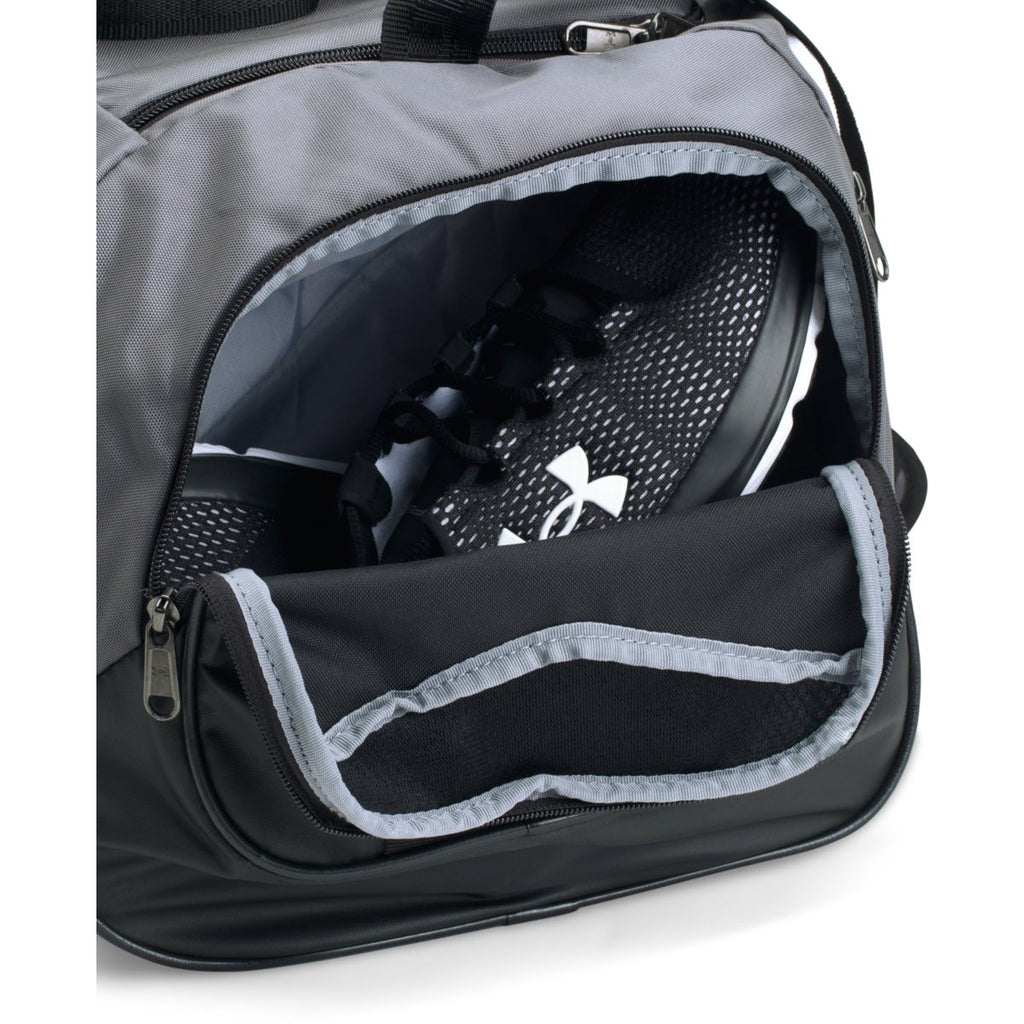 Under Armour Graphite/Black UA Undeniable Small Duffel