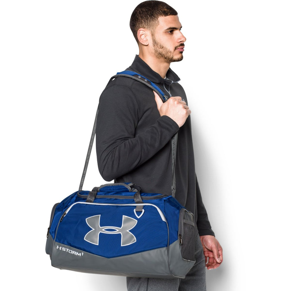 Under Armour Royal/Graphite UA Undeniable Small Duffel