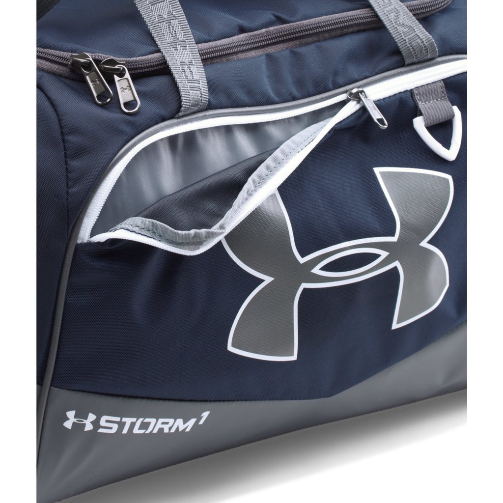 Under Armour Midnight Navy/Graphite UA Undeniable Small Duffel