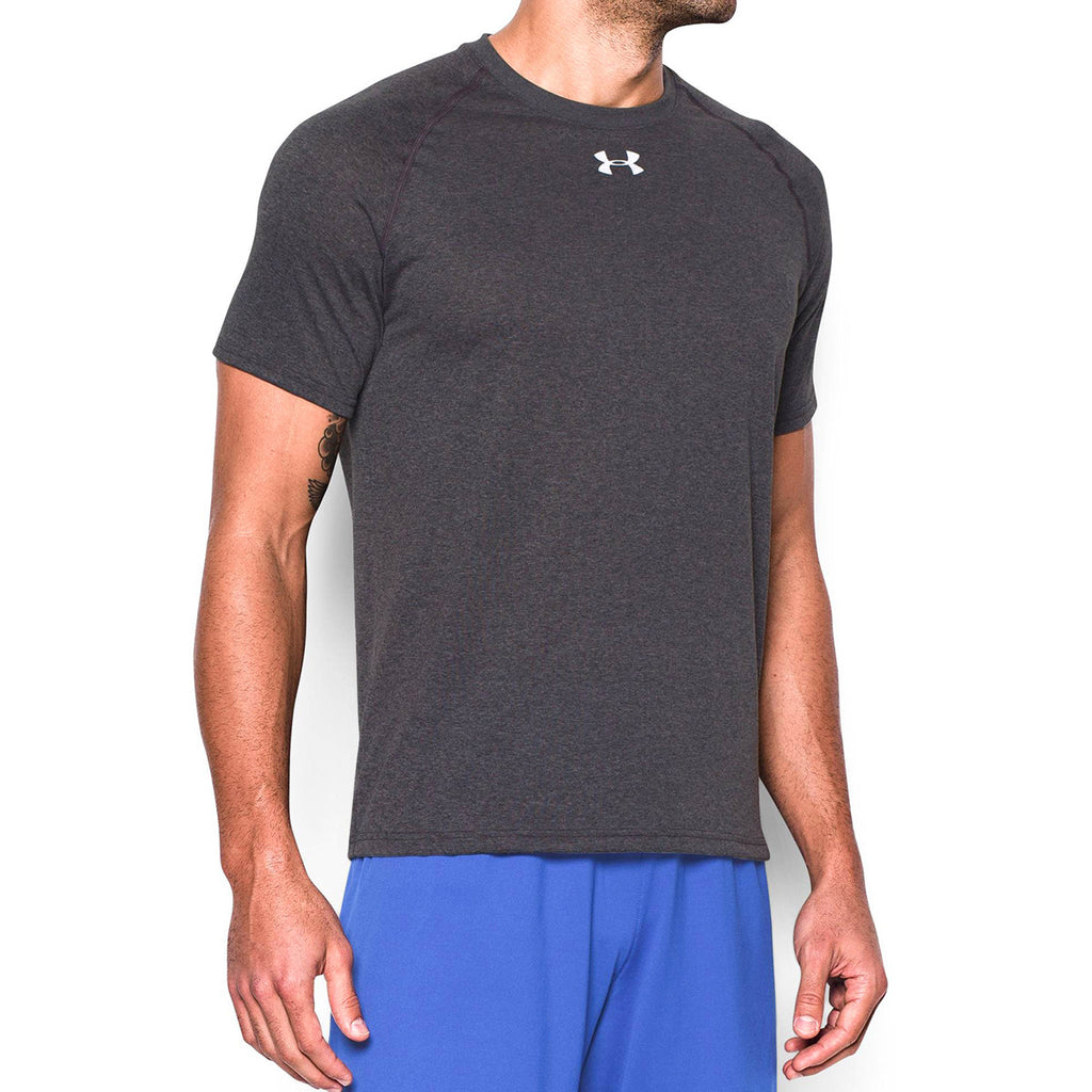 ca884e11 Under Armour Men's Carbon Heather S/S Locker Tee