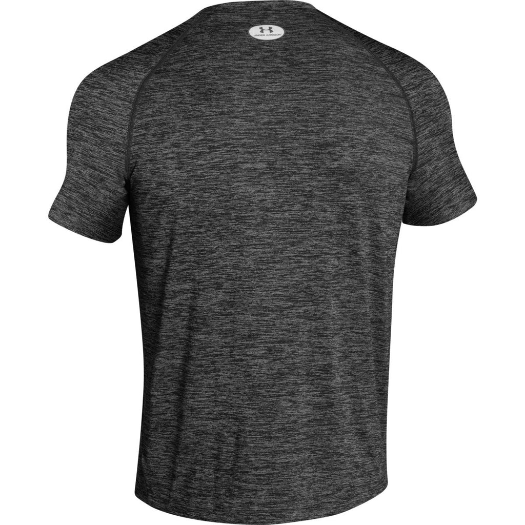 Under Armour Men's Black Twisted Tech S/S Locker Tee