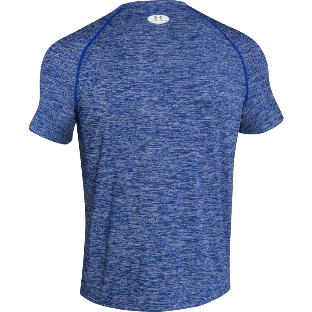Under Armour Men's Royal Twisted Tech S/S Locker Tee